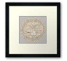 Replete Framed Print