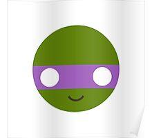 Donatello - Circley! Poster