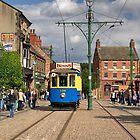 Beamish Tram  by Rob Hawkins