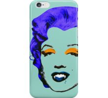 Vampire Marilyn 6d iPhone Case/Skin