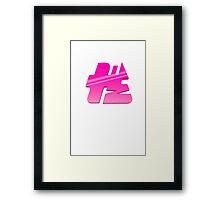 "Invader ""Da"" - Kyary Pamyu Pamyu Framed Print"
