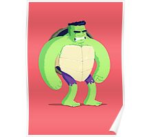 Heroes in a Half Shell: HULK Poster