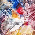 Let the colors heal your heart by Ida Jokela