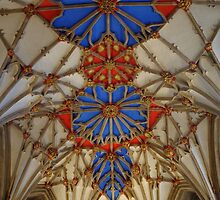 Twekesbury Abbey by slimdaz