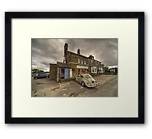 The Goathland Hotel  Framed Print