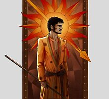 Oberyn Martell by FloandFish