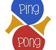 Ping Pong by papabuju