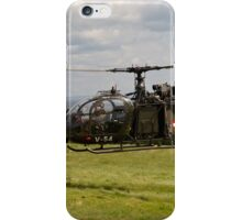 Alouette V-54 iPhone Case/Skin
