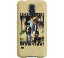 Yu Yu Hakusho - Forever Fornever Samsung Galaxy Case/Skin