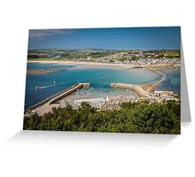 Marazion, Cornwall Greeting Card