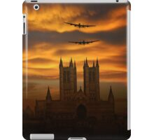Lincolnshire Bombers iPad Case/Skin