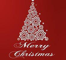 Christmas card design by MartinCapek