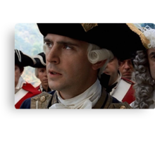 Commodore Norrington Canvas Print