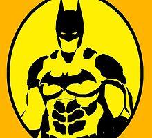 Batman by NoviceMonster