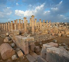 Jerash by PhotoBilbo