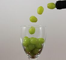 Having a Grape Party by Campix