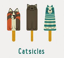 Catsicles by Devil Olive