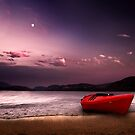 Twilight Moon by John Poon