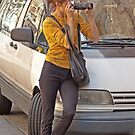 Tourist in Action by Buckwhite