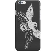 Bioshock Infinite - Columbia Freight (White) iPhone Case/Skin