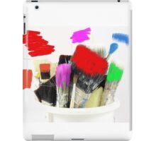 Pot of Many Colours iPad Case/Skin