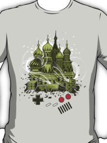 Tetris Gameboy Tribute to Alexey T-Shirt