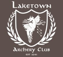 Laketown Archery Club (White) Kids Clothes