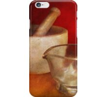 Pharmacist - Very important tools  iPhone Case/Skin