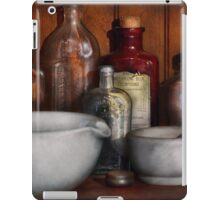 Pharmacist - Medicine for Coughing iPad Case/Skin