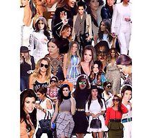 Kardashian Sisters  by amymarissaa