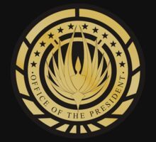 Presidential Seal of the Twelve Colonies (model 2) by ObiOneStenobi