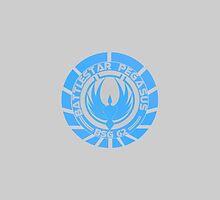 Battlestar Pegasus Logo (Model 2) by ObiOneStenobi