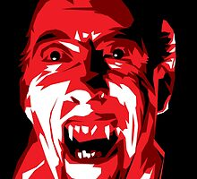 Count Dracula - Vector by EJTees