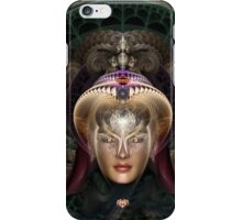 Maikia - Mystic Guardian Of Evxlore iPhone Case/Skin