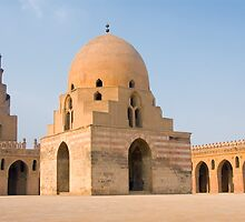 Ibn Tulum mosque, Cairo by PhotoBilbo