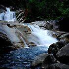 Josephine Falls Australia by Imi Koetz