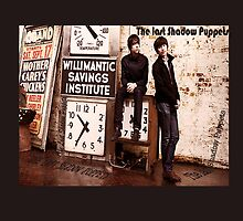 The Last Shadow Puppets  by pandagoo