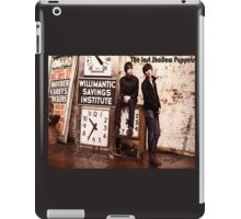 The Last Shadow Puppets  iPad Case/Skin