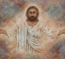 The Resurrection and the Life by April  Moen