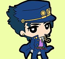 Jotaro Kujo by Jelly Gem