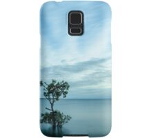 Mangrove Tree at Wellington Point Samsung Galaxy Case/Skin