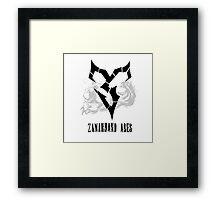 Zanarkand Abes Framed Print