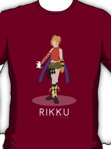 Rikku - Final Fantasy X T-Shirt