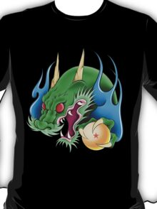 dragon of dragon ball z T-Shirt