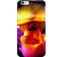 Tilt-a-Whirl - Orchid Alien Discovery iPhone Case/Skin