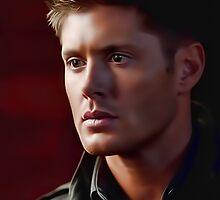 Supernatural - Dean Winchester by mishasminions