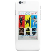 The Hot, The Cool, The Vicious iPhone Case/Skin