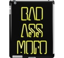Bad Ass Mo Fo iPad Case/Skin