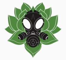 Lotus and Mask Kids Clothes
