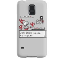 Throne Battle Samsung Galaxy Case/Skin